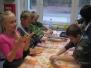 2012-12-03 Weihnachtsbäckerei der Klasse 3