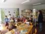 2014-05-27 Besuch der Klasse 2b in der Bibliothek