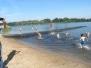 2017-06-28 Schulausflug an den Baggersee in Gusow